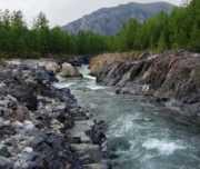 Сплав по реке Балыгычан (7 дней)