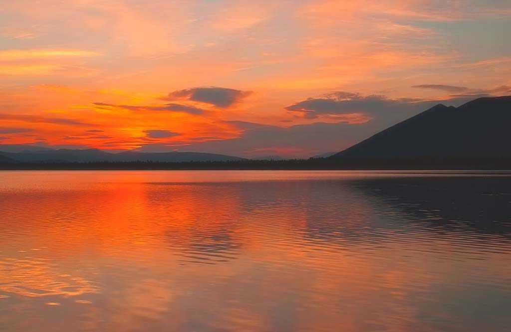 озеро Солнечное