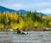 Весенний рыболовный тур на реке Гижига