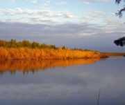 Летне-осенний рыболовный тур на реке Авландя (Авланжа), озере Щучье