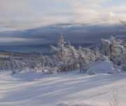 Зимний рыболовный тур на реке Туромча