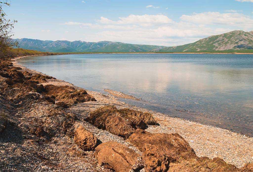 озеро Глухое